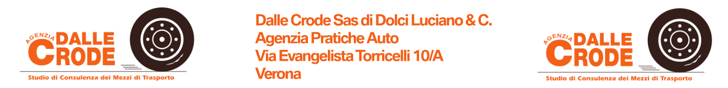 Dalle Crode - Agenzia Pratiche Auto