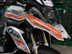 BMW Motorrad International GS Trophy 2016 - 114 BMW R 1200 GS pronte per essere imbarcate alla volta della Thailandia