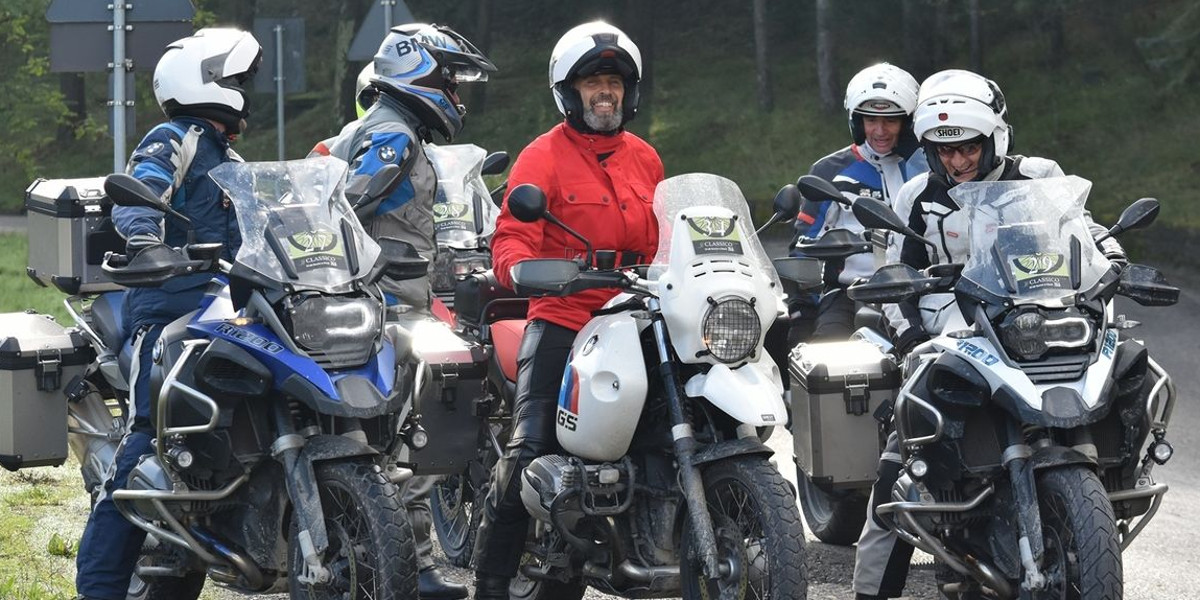 Gruppo GS Off Road Easy