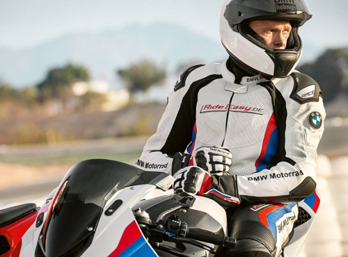 BMW Motorrad Riders Equipment 2018