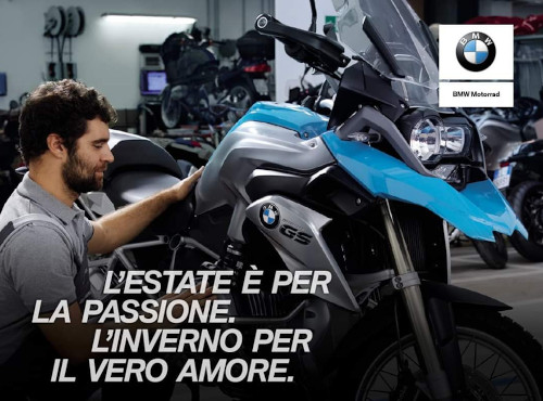 BMW Motorrad Motoves - Long Life Care