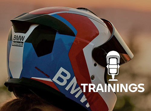 BMW Motorrad - Podcast Trainings