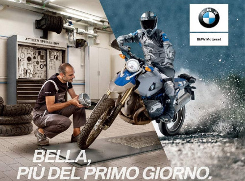 Renew Your Bike - BMW Motorrad Motoves